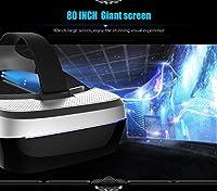 vrの3次元のすべてを1つの仮想現実のブルートゥースヘッドセットのwifi 2のhdmi 360視聴没入型サポートカードにおけるtf映画ゲームプレイのためのgoogle