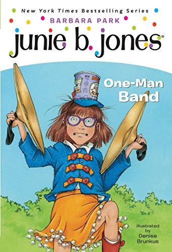 Junie B. Jones #22: One-Man Bandの詳細を見る