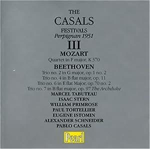 Casals Festivals 1951