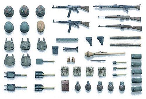1/35 ミリタリーミニチュアシリーズ ドイツ歩兵装備品B