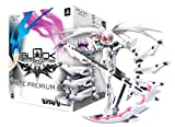 『ブラック★ロックシューター THE GAME ホワイトプレミアムBOX』(限定版:オリジナルフィギュアfigma「WRS」、ブラック★ロックシューターアートワークス、リミテッドサウンドトラック同梱) - PSP