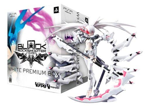 『ブラック★ロックシューター THE GAME ホワイトプレミアムBOX』(限定版:オリジナルフィギュアfigma「WRS」、ブラック★ロックシューターアートワークス、リミテッドサウンドトラック同梱) - PSPの詳細を見る