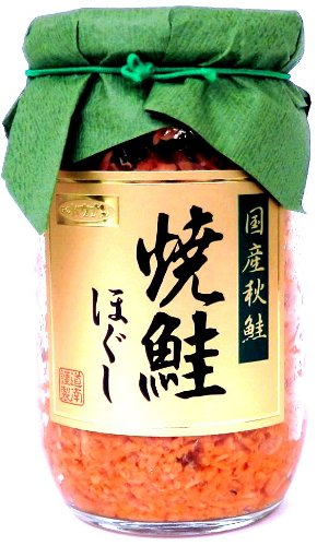 『国産秋鮭焼鮭ほぐし 180g』のトップ画像