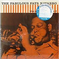 The Fabulous Fats Navarro Volume 2 / Fats Navarro - ファッツ・ナヴァロ [12 inch Analog]