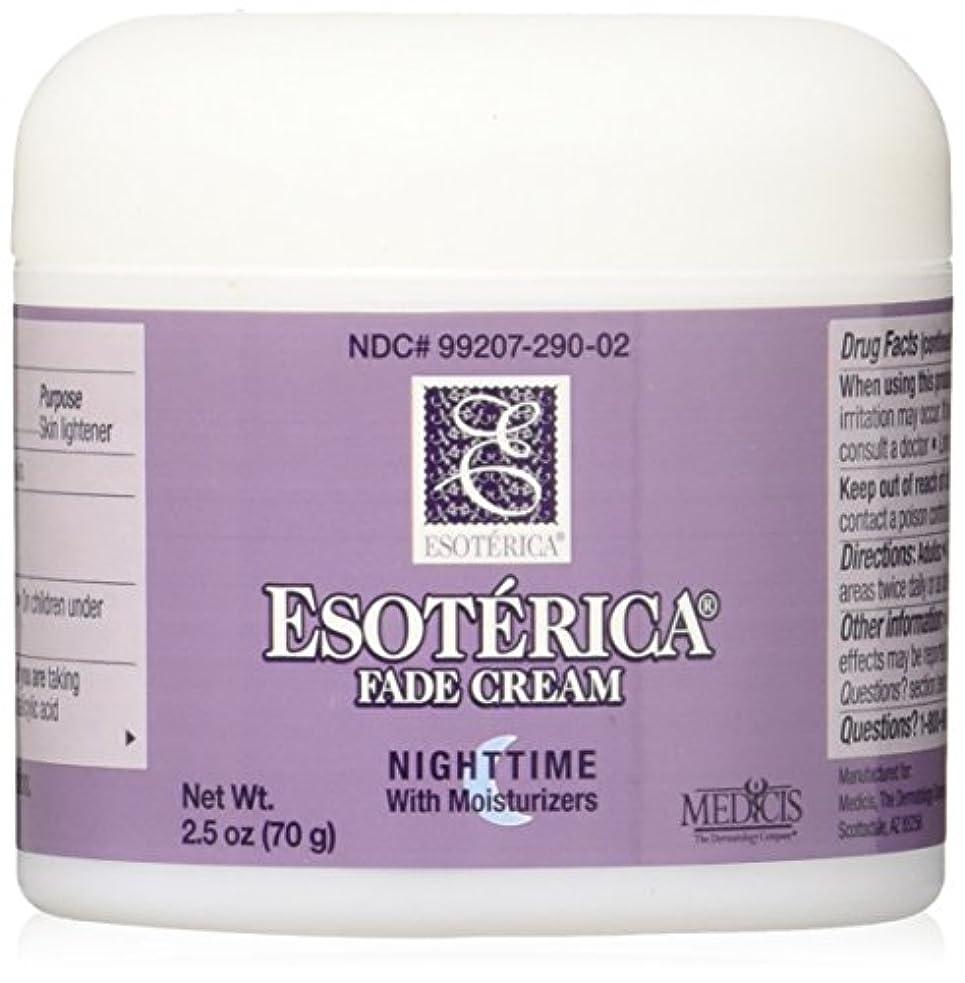 試みる疑問を超えて疑問を超えて海外直送品Esoterica Fade Cream Nighttime With Moisturizers, 2.5 oz by Esoterica [並行輸入品]