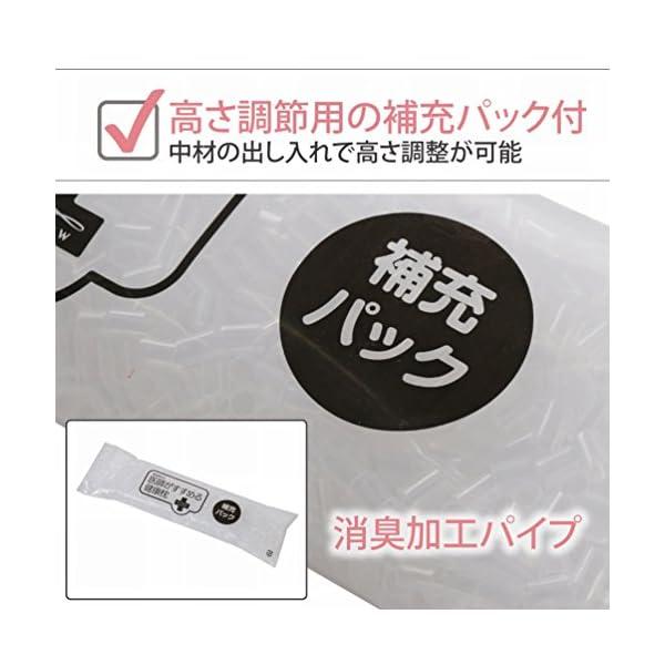 東京西川 枕 医師がすすめる健康枕 もっと肩楽...の紹介画像5