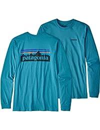 (パタゴニア) Patagonia メンズ トップス 長袖Tシャツ Patagonia P-6 Logo Long Sleeve T-Shirt [並行輸入品]