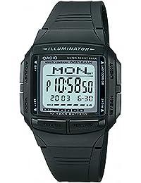 [カシオ]CASIO 腕時計 データバンク DB-36-1AJF