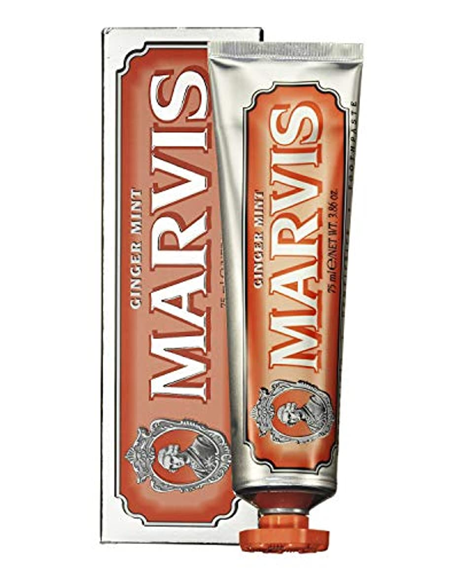 国際マトリックス気づくMARVIS(マービス) ジンジャー?ミント(歯みがき粉) 75ml