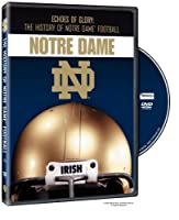 History of Notre Dame Football [DVD] [Import]