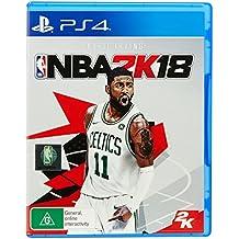 NBA 2K18 PlayStation 4 Standard Edition