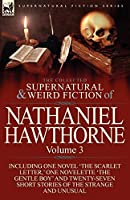 The Collected Supernatural and Weird Fiction of Nathaniel Hawthorne: Volume 3-Including One Novel 'The Scarlet Letter, ' One Novelette 'The Gentle Boy