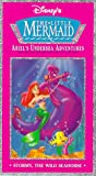 The Little Mermaid: Ariel's Undersea Adventures - Stormy the Wild Seahorse [VHS] [Import]