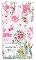 ピーターラビット™ 綿100% 枕カバー 「ヒルトップ」 43×63cm ピンク PR431501-16
