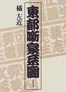 東都噺家系図