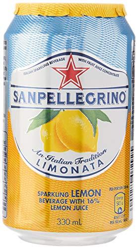サンペレグリノ リモナータ 缶 330ml×24