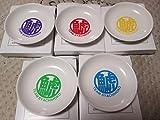 かっぱ寿司×チームしゃちほこ◆コラボノベルティ オリジナル小皿◆全5種セット◆