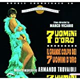 黄金の七人 続・黄金の七人 Seven Gold Men - Seven Gold Men Strike Again / Sette Uomini D'oro - Il Grande Colpo Dei Sette Uomini D'oro