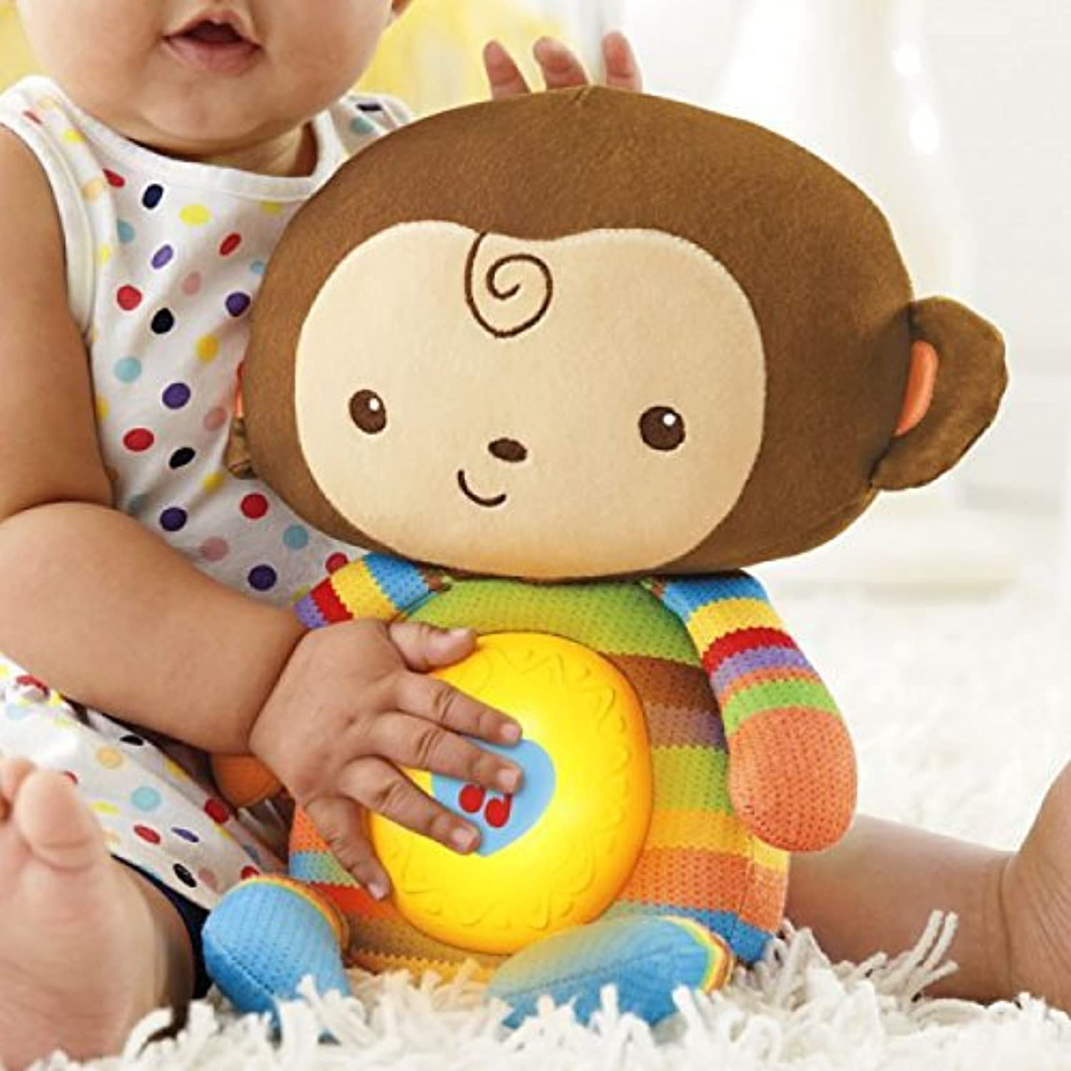 Fisher-Price My Little SnugaMonkey [並行輸入品]