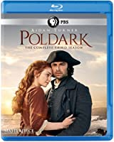 Masterpiece: Poldark Season 3 [Blu-ray] [Import]