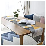 Bathroom Hardware Table Runner 12- Inch by 87- Inch (Size : 30 * 220)
