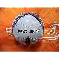 Pass 10 ct – サイズ5、32パネルマシン縫製サッカーボール。公式サイズと重量。