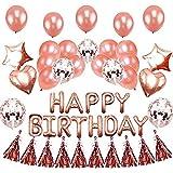 誕生日 飾り付け バルーン Happy Birthday 風船 パーティー 装飾 バースデー 飾り セット (シャンパンカラー)JM021