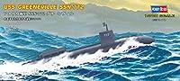ホビーボス 1/700 潜水艦シリーズ アメリカ SSN-772 グリーンヴィル
