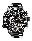[シチズン] 腕時計 プロマスター エコ・ドライブGPS衛星電波時計 F990 SKYシリーズ 30th限定モデル 世界限定1,989本 CC7015-55E メンズ ブラック