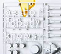 best of nobody knows+(初回生産限定盤)(DVD付) by nobodyknows+