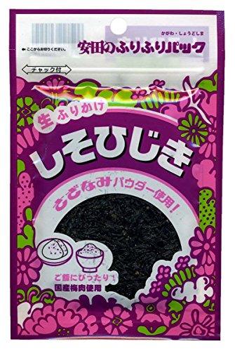 安田食品 生ふりかけ しそひじき 14g×20袋