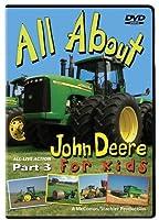 DVD: All About John Deere for Kids, Part 3 DVD:すべての子供のためのJohn Deere社、パート3について♪ハロウィン♪クリスマス♪