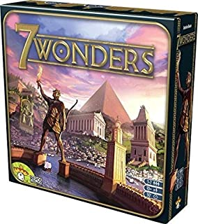 Asmodee 7 Wonders Board Games (B0043KJW5M) | Amazon Products