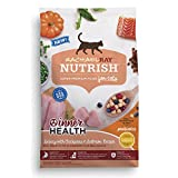 Rachael Ray Nutrish Inner Health Natural Dry Cat Food, Turkey With Chickpeas & Salmon Recipe, 3 Lbs