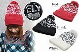 LOVELY GIRL ポンポン ラメニット帽[CODE:0031426] レッド FREE