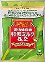 味覚糖 食品 特濃ミルク8.2 ほうれん草ミルク 84g×6袋 機能性表示食品