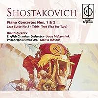 Piano Concertos Nos 1 & 2 / Jazz Suite No 1