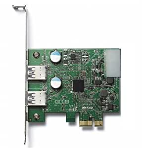 玄人志向 インターフェースカード USB3.0 2ポート PCI-E  USB3.0N4-PCIe