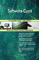 Software Costs A Complete Guide - 2020 Edition