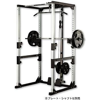 IROTEC (アイロテック) マルチ パワーラック/懸垂 チンニング 筋トレ 器具 ベンチプレス バーベル