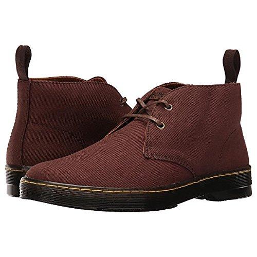 ドクターマーチン シューズ ブーツ&レインブーツ Mayport 2-Eye Desert Boot Dark Brown [並行輸入品]