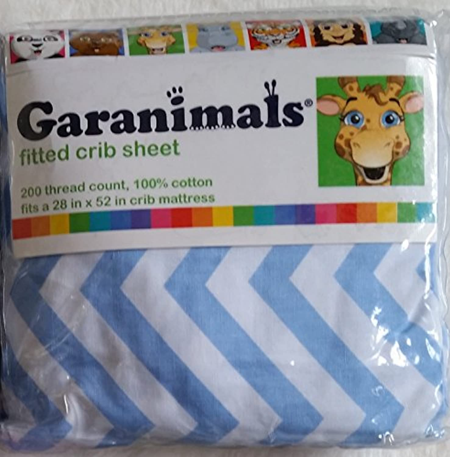 Garanimals - Quilted Fitted Crib Pad 28