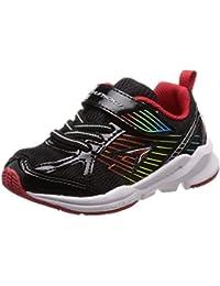 [シュンソク] 運動靴 通学履き 瞬足 幅広 衝撃吸収 高反発 15cm~23cm キッズ 男の子