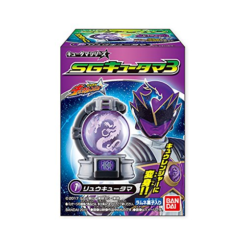 amazon.co.jp SGキュータマ3 12個入 食玩・清涼菓子 (宇宙戦隊キュウレンジャー)