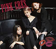 PINK CRES.「BLACK OUT」のジャケット画像