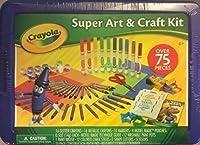 Crayola Super Art & Craft Kit [並行輸入品]