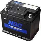 NBC [ エヌビーシー ]  輸入車バッテリー [ NBC PREMIUM ] NBC 544-59