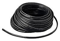 Hinkley照明0251Ft 10–2低電圧250フィート銅ケーブル、ブラック