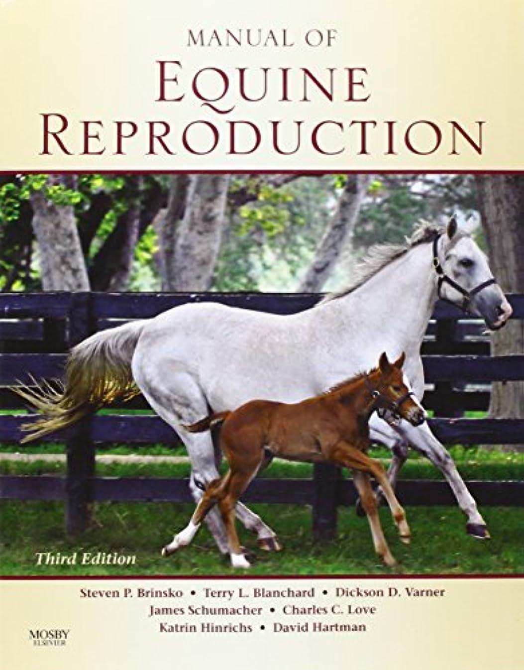 副産物ピットクラッシュManual of Equine Reproduction, 3e