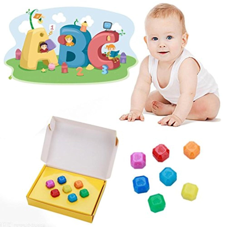 LED hand-eye CoordinationおもちゃPlay子供キッド教育親子相互作用おもちゃクリスマスギフト – パックof 7